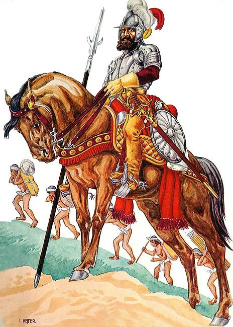 spanish conquistadors on horse www pixshark com images galleries with a bite explorer clipart kids internet explorer clipart