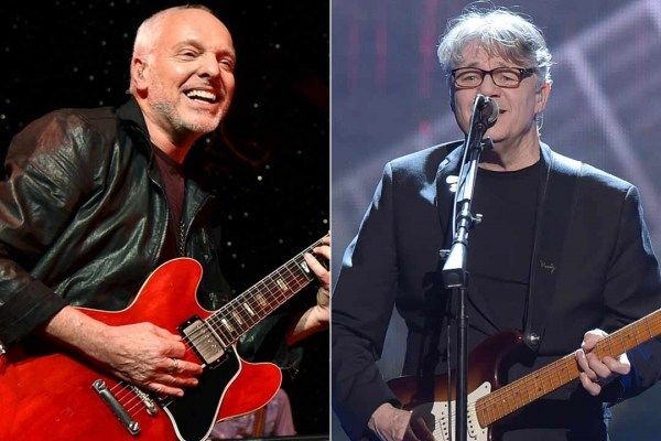 Peter Frampton and Steve Miller Band will tour together in summer 2017.