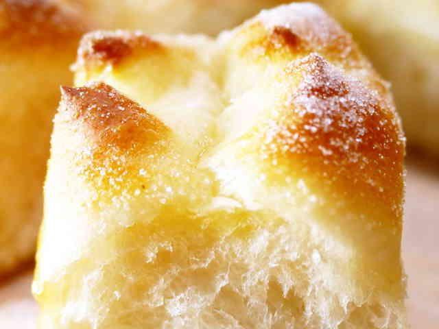おやつに♪HB*シュガーバターちぎりパンの画像