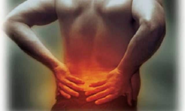 Duele la parte de pecho de la espalda