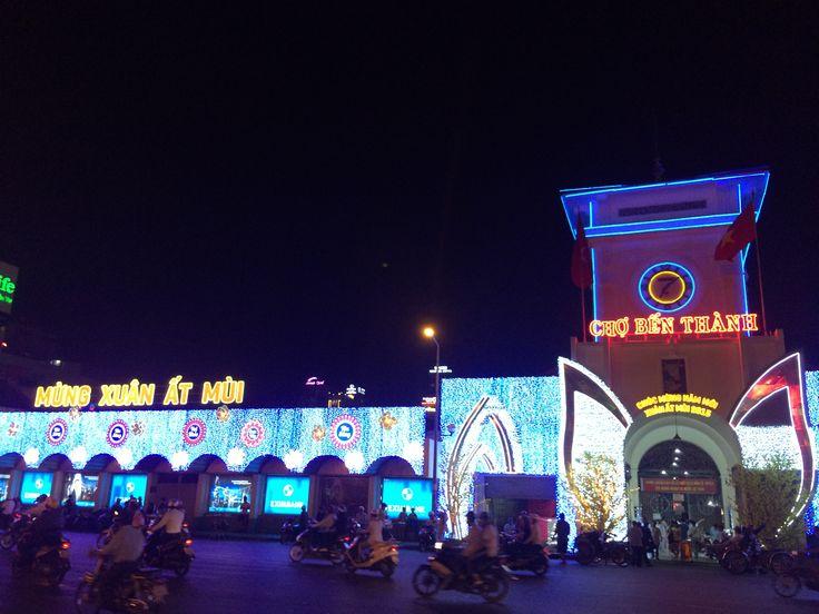 BenThanh market