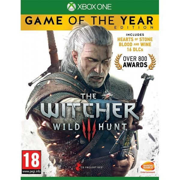 The Witcher 3 Wild Hunt Game Of The Year (GOTY) Xbox One | http://gamesactions.com shares #new #latest #videogames #games for #pc #psp #ps3 #wii #xbox #nintendo #3ds