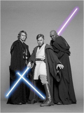 Anakin, Obi-Wan, Mace   Flickr - Photo Sharing!
