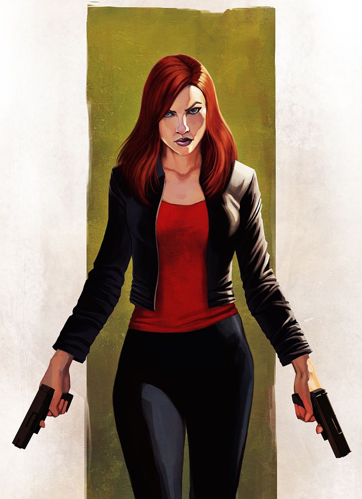 """The Black Widow 