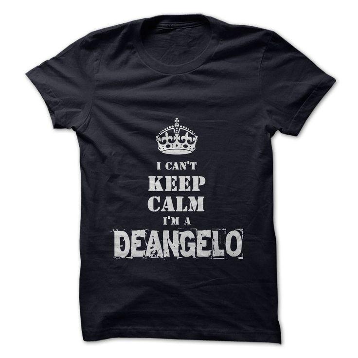 I'm a DEANGELO T-Shirts, Hoodies. VIEW DETAIL ==►…