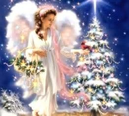 Image result for Beautiful Christmas Desktop Wallpapers Angels
