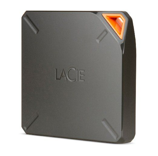 LaCie 9000464EK 2TB FUEL USB 3.0 / WLAN bewegliche drahtlose Festplatte Suggested price:: EUR 238.00 [GERMANY]