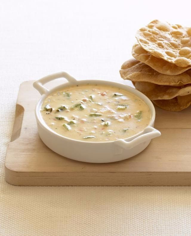 Mexican Chile cheese sauce