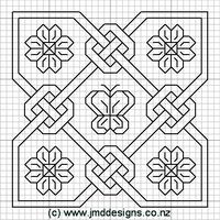 JMD Designs Home - Janet M. Davies - Nuova Zelanda - Conversione Designs tracciate - Needlework, Quilting e Applique