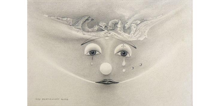 Andrzej Bertrandt:   Pierrot – cykl portretowy, 775