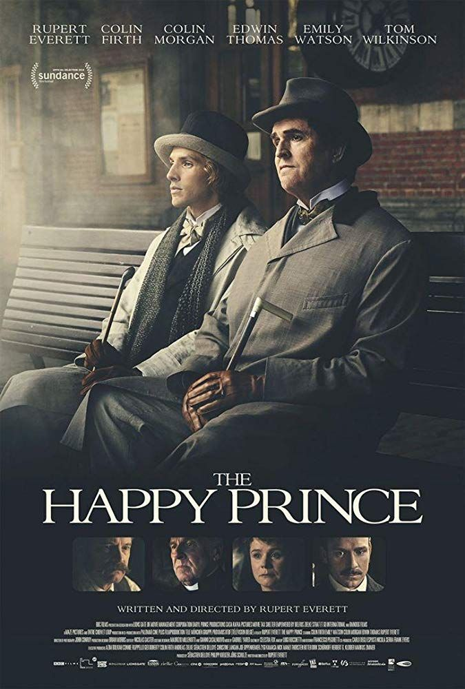 The Happy Prince (2018) - IMDb | 2010s in 2019 | Streaming movies