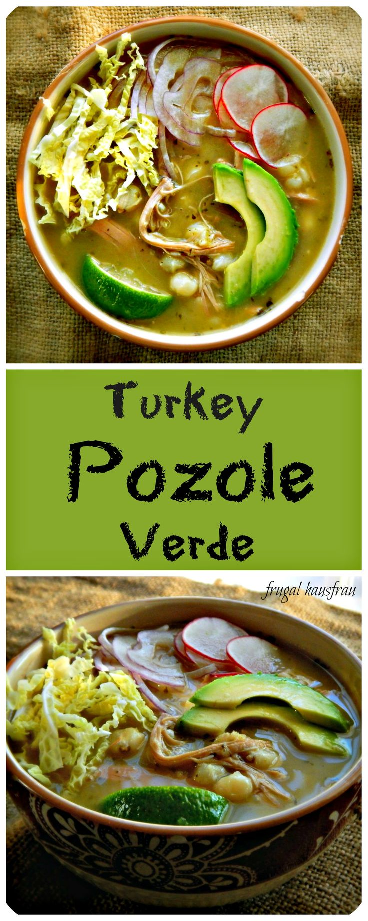 THE BEST POZOLE!! Make it with your Thanksgivng Turkey Carcass - or use a good Chicken Broth!
