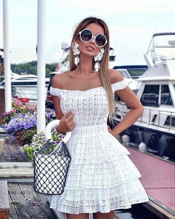 c8b278cdd319f08 Летние луки 2019-2020 – модные тренды, тенденции и фото идеи, что носить  летом   GlamAdvice