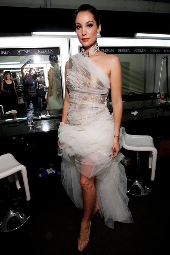 #host#judge NADYA HUTAGALUNG Top model, actress, entertainer, entrepreneur, eco-warrior.