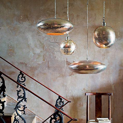 Buy Zenza Filisky Ball Ceiling Light Online at johnlewis.com