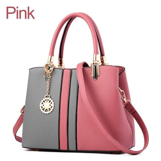 Purses for Ladies Leather-based Hobo Purses 2017 Arduous Hand Bag Low-cost Wholesale Crossbody Shoulder Baggage of Women A834