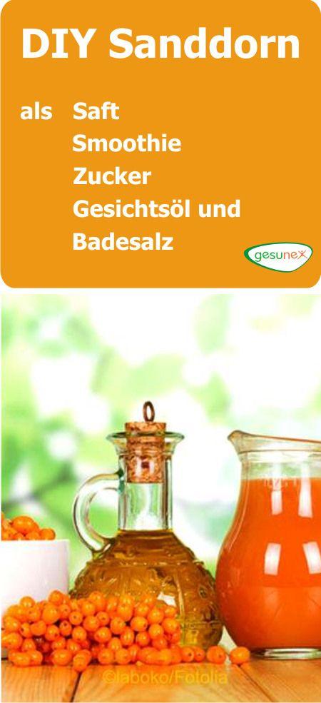 Die Beeren sind sehr sauer, vitaminreich und enthalten viel Beta-Carotin und Vitamin B12. Nicht nur der Saft ist gesund, sondern auch das Öl, das aus den Kernen gepresst wird. In der Kosmetik eingesetzt, glättet es die Haut und lässt Entzündungen abklingen.