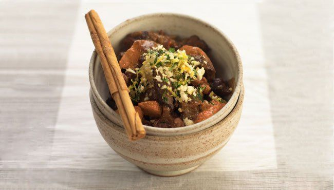 Slow Cooked Moroccan Lamb Stew - I Quit Sugar. Minus the unapproved ingredients