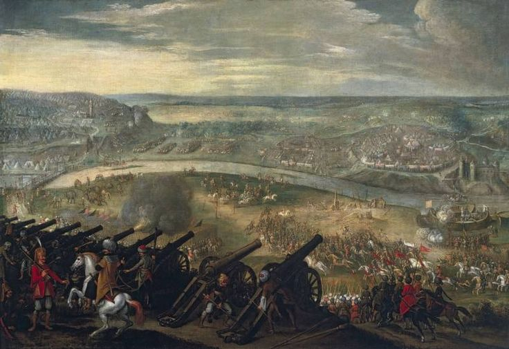 Siege of Esztergom 1543 - Suleiman the Magnificent - Wikipedia, the free encyclopedia