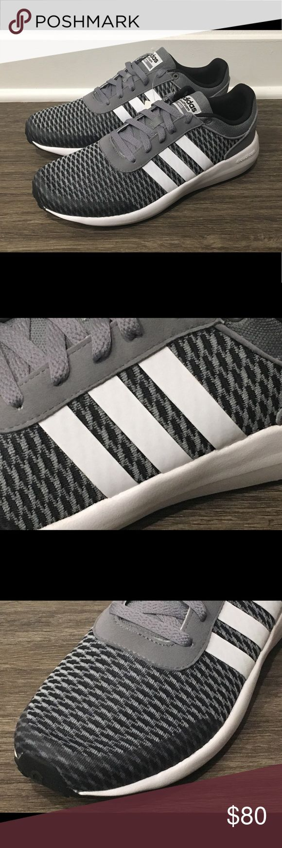 Adidas Running shoes- size 10 New with box Light weight Simple and elegant design Trainer adidas Shoes Sneakers