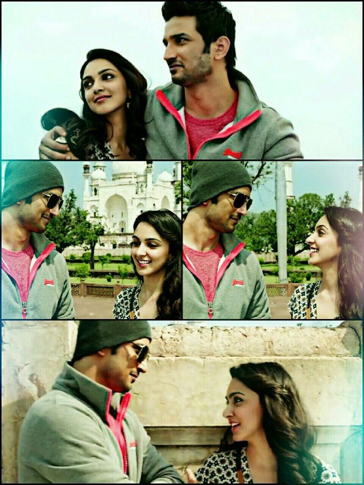 "#Jabtak song from ""M S Dhoni the untold story"".Sushant Singh Rajput & Kiara Advani. Amaal Malik & Armaan Malik"