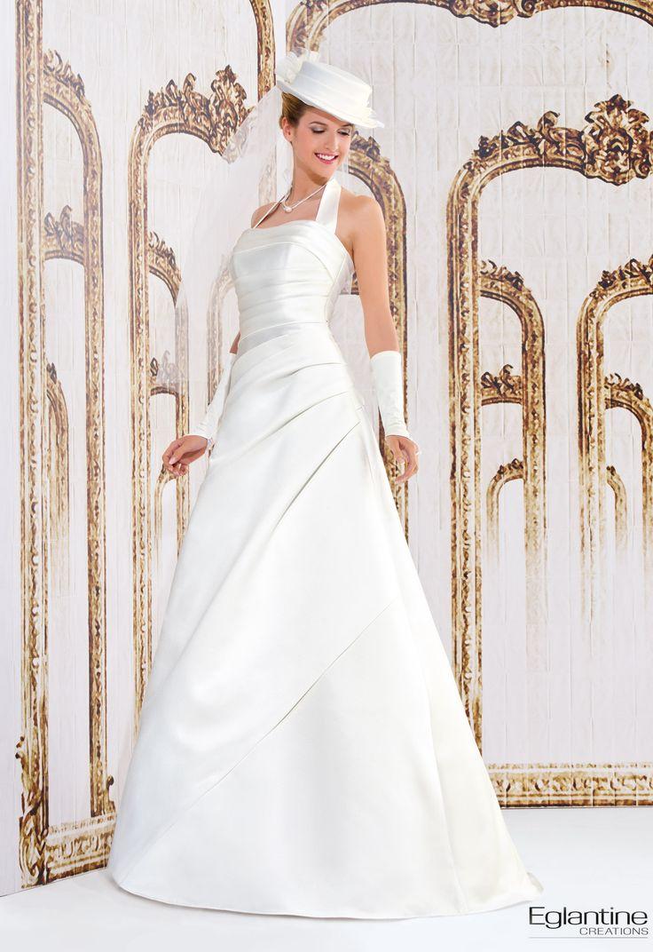 Collection 2016 Églantine Mariages et Cérémonies robe de mariée NÉRÉÏDE