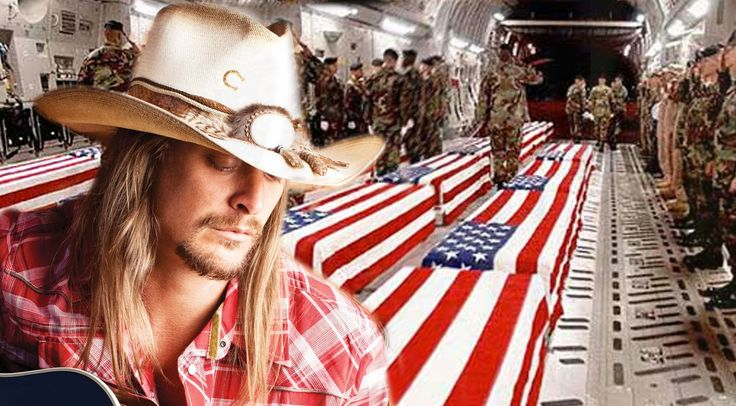 Country Music Lyrics - Quotes - Songs Kid rock - Kid Rock Delivers Bone-Chilling Tribute To Our Nation's Fallen Heroes - Youtube Music Videos https://countryrebel.com/blogs/videos/kid-rock-military-tribute