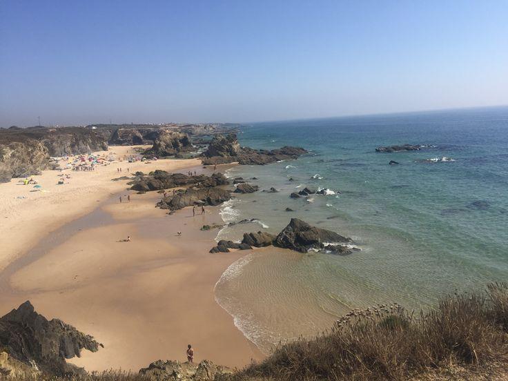 Praia da Samoqueira, Portugal