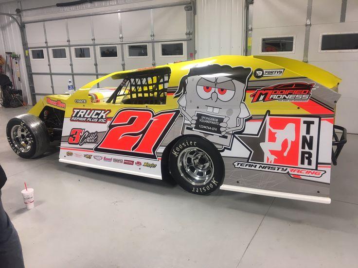 117 best dirt modified images on pinterest dirt track for Dirt track race car paint schemes
