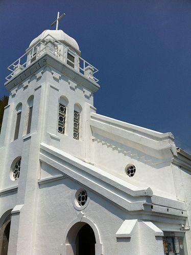 Kaminoshima Church #japan #nagasaki