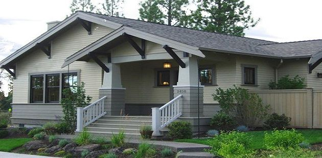 Craftsman Bungalow Style