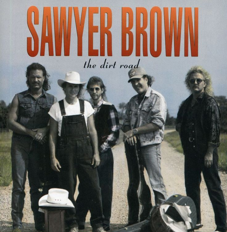 Sawyer Brown - Dirt Road by Precision Series