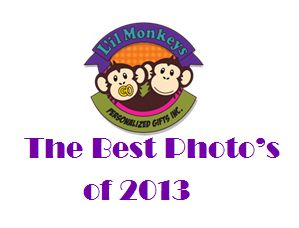 Snap It, Send It, & Win! 2013 L'il Monkey of the Year Photo Contest, chance to win a $100 gift card! ENDS DEC 31 / http://goo.gl/oFV1k1
