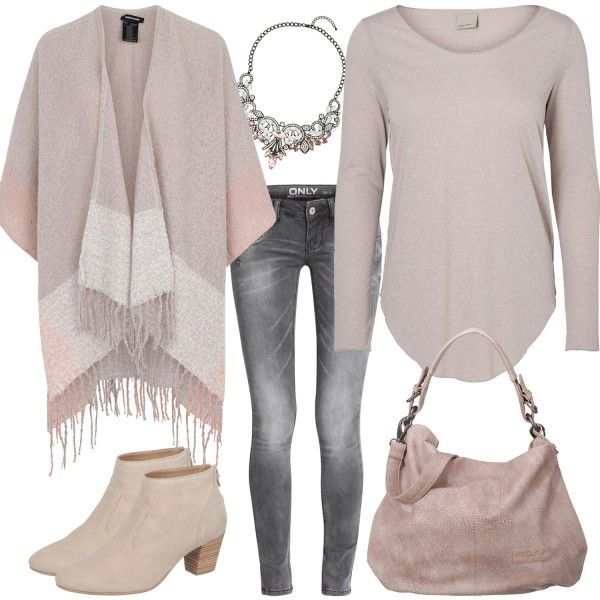 Dusty Rose por Frauenoutfits   – All Things Fashion: Autumn