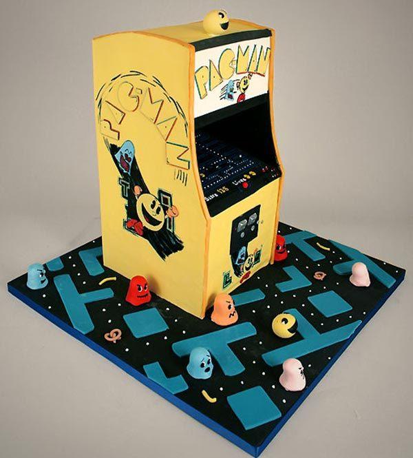 Awesome Video Game Cakes  DengeDenge Online Magazine