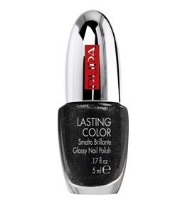 705 Silver Black Smalto brillante a lunga durata - Lasting Color in Smalti per unghie - PUPA Milano