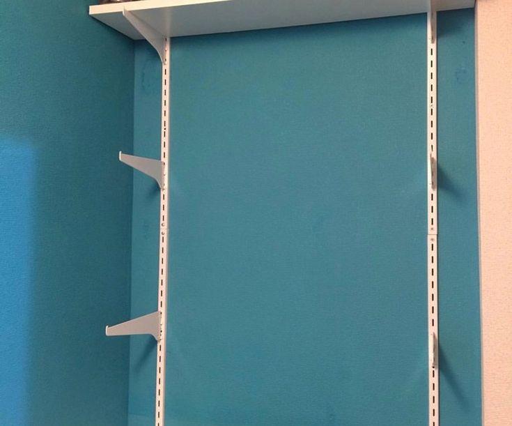 大人気!セリアとダイソーの蓋付きボックスを使って壁面収納☺︎ LIMIA (リミア)