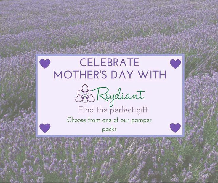 Mother's Day Pamper Packs!!