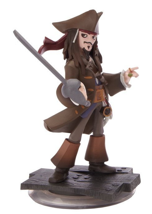 Jack Sparrow! One of the three characters in the #Disney Infinity starter pack. To find out more, click the pic!