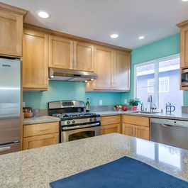 Teal Kitchen Design, Pictures, Remodel, Decor and Ideas