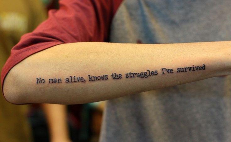 Best 25 Good Men Quotes Ideas On Pinterest: Best 25+ Men's Forearm Tattoos Ideas On Pinterest