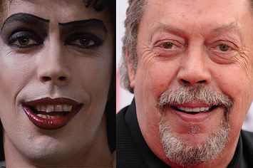 """The Cast Of """"Rocky Horror Picture Show"""" Then And Now @kristianna1992"""
