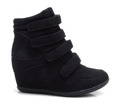 Продам кроссовки на высокой платформе