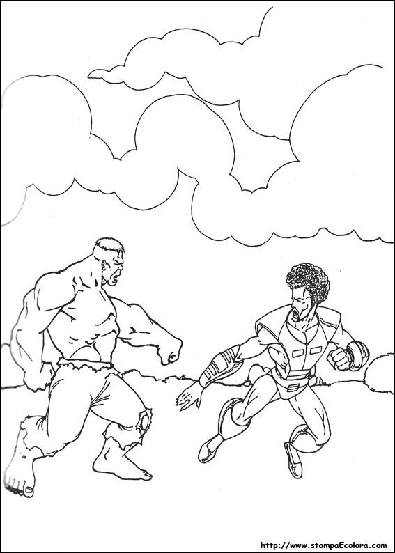 hulk hands coloring pages   18 best images about Hulk: Disegni da Colorare on ...