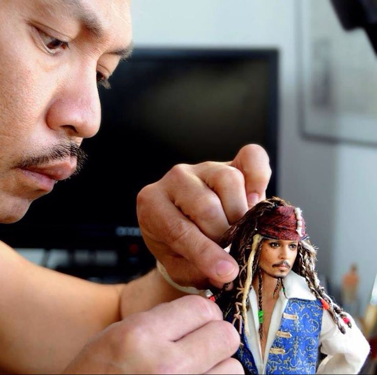 Noel Cruz is one of the most versatile & distinguished repaint artists in the doll community. He is most recognized for his character & celebrity based dolls due to their uncanny resemblance to the people they portray. What defines Noel's style of repaint is his focus in achieving a sense of both aesthetics and likeness. He has developed this style across hundreds of dolls all ranging from unique & exotic originals to some of the most recognized celebrity faces in history.