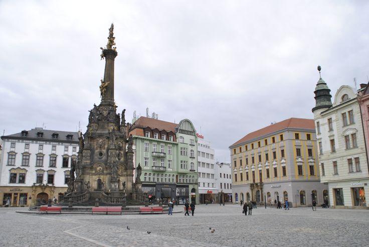 Olomouc, Chequia