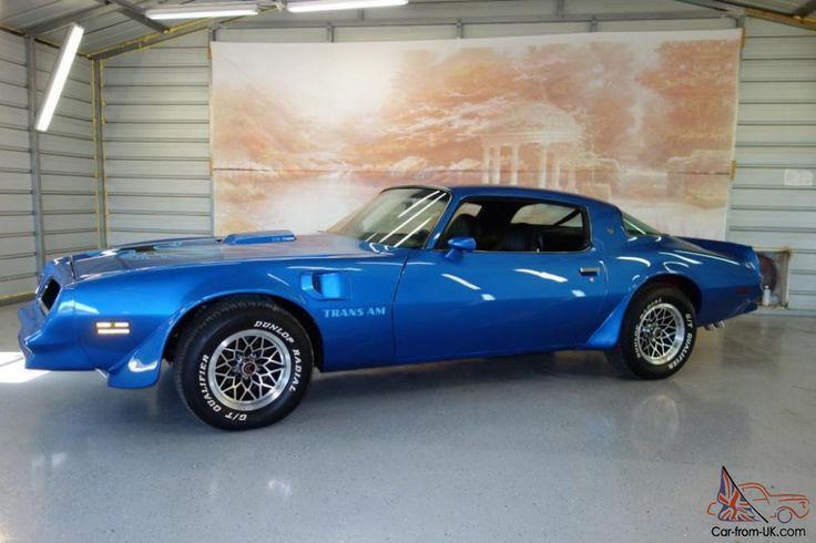 how many trans am used in smokey and the bandit