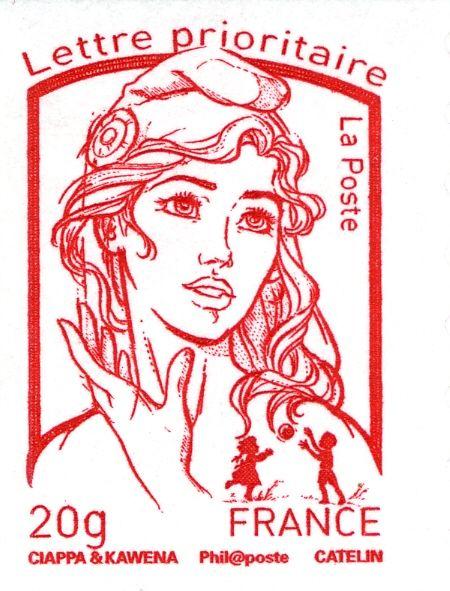 Marianne, France 2013