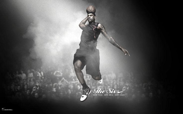 LeBron James Basketball Player