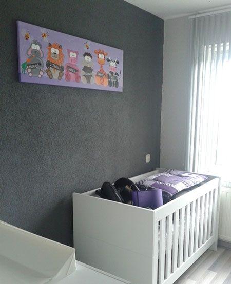 25+ beste ideeën over paarse kinderkamers op pinterest - tutu bed, Deco ideeën